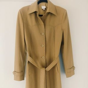 Paola Frani Trench Coat